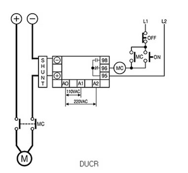 Amazing Schneider Electric Eocr Dc Current Relays Dcl Ducr Wiring Digital Resources Nekoutcompassionincorg