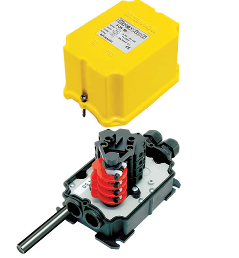Ravioli Fcn Series Rotary Limit Switches