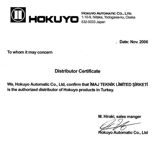 Mercotac Türkiye Distribütörü