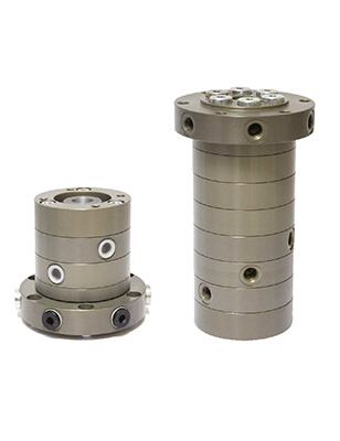ROTARY JOINTS UP TO 250 BAR, ND 5, 1-6 CHANNELS