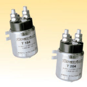 T 154, T 204 Single Pole DC Contactor
